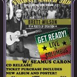 Only 30 pre-sale tickets left! Granite Lion presents: Brett Wilson (of Roots of Creation) CD Release Party at Harlows w/ Seamus Caron