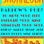 Shokazoba live at Harlow's!