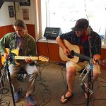 Duncan and Ethan live at Harlow's!